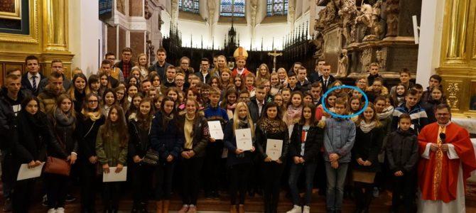 Nasi uczniowie otrzymali stypendia Fundacji im. abpa Jerzego Ablewicza