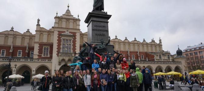 """Wycieczka """"Krakowskim szlakiem Młodej Polski"""""""
