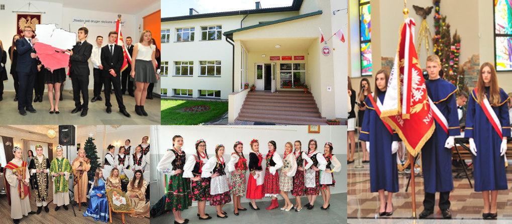 Zespół Szkół  w Jodłowej
