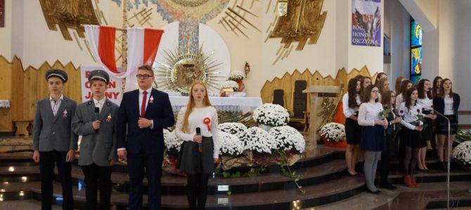 Obchody 100. Rocznicy Odzyskania Niepodległości.