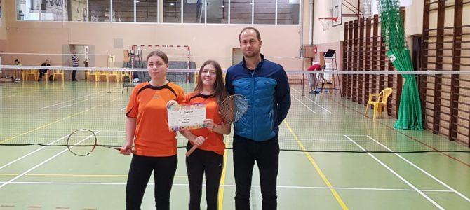 Półfinał Wojewódzki Licealiady w Badmintonie