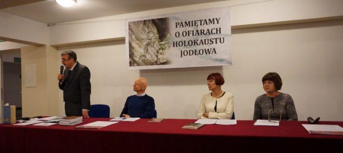 Obchody XI Międzynarodowego Dnia Pamięci Ofiar Holokaustu na Podkarpaciu