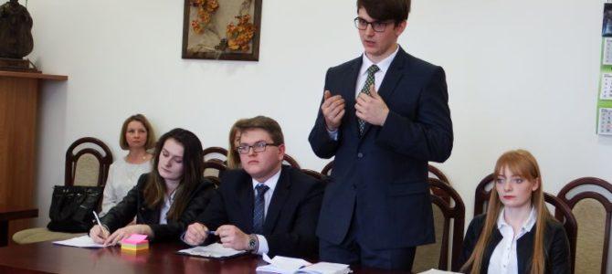 VI Powiatowy Turniej Debat Oksfordzkich