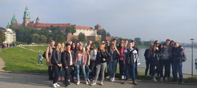 Wyjazd do Krakowa