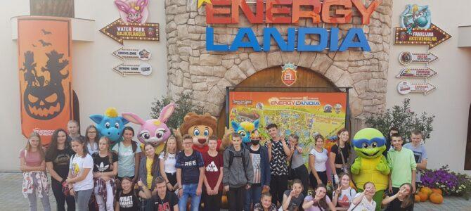 Wyjazd integracyjny do Energylandii